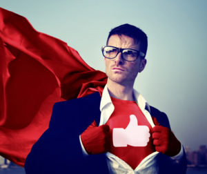 Facebook marketing post boost to reach more views