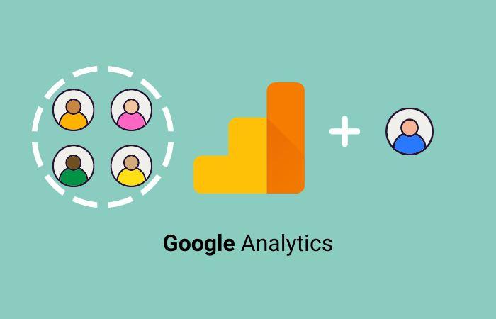 Adding a new User to Analytics with correct permissions.