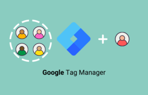 Adding a new user to Google Tag Manager.